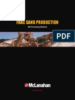 McLANAHAN - Agg - Frac Sand Brochure