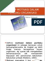 6. konsep motivasi