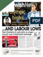 11 August 2016, Jewish News, Issue 963