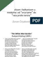 Orjentalizam i Balkanizam