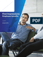 First Impressions Employee Benefits