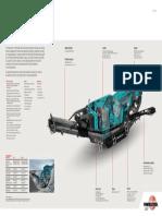 Premiertrak 300 Crushing Brochure en 2014