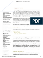 Taking Input from the User - Java Tutorial - Java With Us.pdf