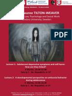 Prof. Lauree Tilton-Weaver