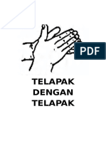Cuci Tangan Print