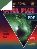 Pohl, Frederick - Proiectul Omul Plus