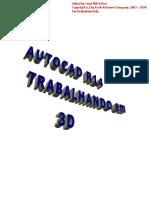 Apostila AUTOCAD 3D