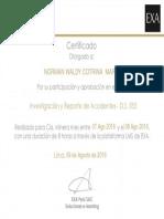 Certificado - Investigación y Reporte de Accidentes - D.S. 055.pdf