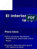 El Interior de La PC