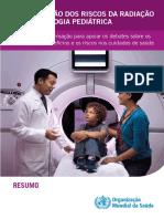 Comunicação e Risco de Radiação em radiologia Pediátrica