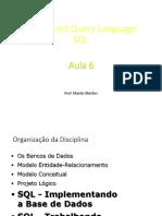 Aula 6 - SQL