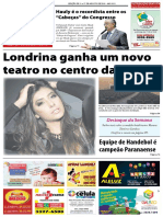 Jornal União, exemplar online da 11/08 a 17/08/2016.