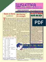 Newsletter from Astrology Center of America