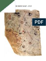 Piri Reis Map History