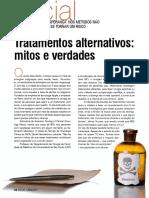 Tratamentos Alternativos Para o Cancer_mitos e Verdades