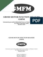 Escala Gross Motor Gmfm
