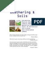 weathering   soils notes kean university