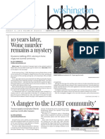 Washingtonblade.com, Volume 47, Issue 33, August 12, 2016