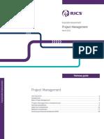 20102 - RICS Associate Assessment - Project Management-Mar 2015-WEB