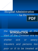 Hospital+Administration+-an+Over+view