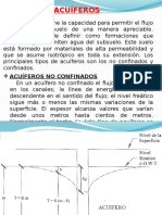 Clase 8 -Aguas Subterráneas2