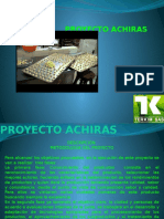 PROYECTO ACHIRAS 1