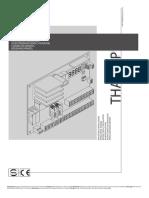 Centrala Inchidere Porti 1