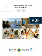 Caribbean Spa and Wellness Strategy 2014 2018 Final1