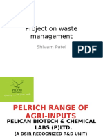Project on Waste Management