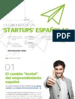 La conquista de las 'startups' españolas