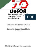 Semantic Blockchain