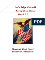 2015 council recognition dinner crd booklet