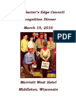 2016 council recognition program