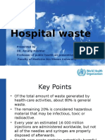 Hospital Waste