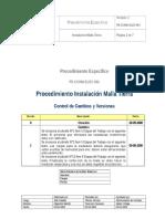 Pe Cc006 Elec 001_instalacion Malla Tierra Ver_1