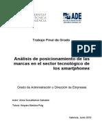 Análisis de Posicionamiento de Las Marcas en El Sector Tecnológico de Los Smartphon... (1)