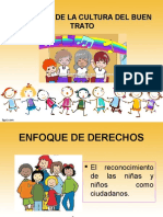 Diapostivas Sesion 2 Enfoques de La Cultura Del Buen Trato