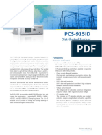 Flyer - PCS-915ID Distributed Busbar Protection