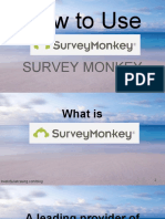 How to Use Survey Monkey