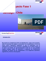 Cierre Proyecto Fase 1 Brenntag Chile