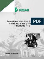 Centork_Modbus Manual-Instrucciones-Español