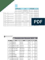 Horarios Oficiales Para La Matrícula 2015-III