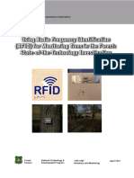 Radio Frequency Identification for Trees