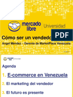 Cómo Ser Un Vendedor Exitoso en MercadoLibre - Caracas