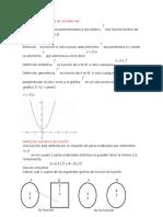 Funciones Polinomicas de Variable Real