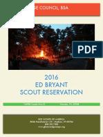 2016 ebsr program planner