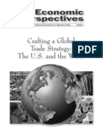 crafting a global trade strategy the US and the WTO