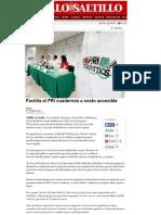 04-08-16 Facilita PRI Cuadernos a Costo Accesible