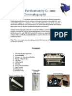 protein purification by column chromatography final