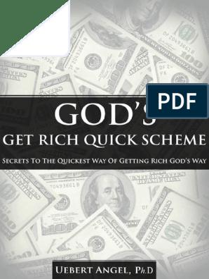 God's Get Rich Quick Scheme - Uebert Angel, Ph D   Elijah   Adam And Eve
